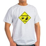 Opossum Crossing Light T-Shirt
