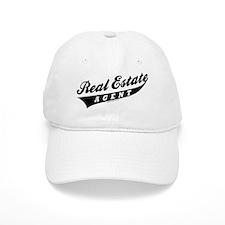 ATHLETE (Black) Baseball Cap for the Realtor