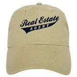 ATHLETE (Navy) Baseball Cap for the Realtor