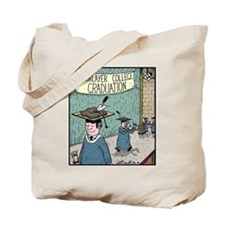 Bricklayer College Graduation Tote Bag