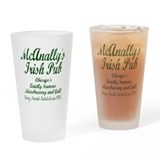McAnally's Pub Pint Glass