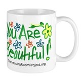 &amp;quot;You Are Beautiful&amp;quot; Mug
