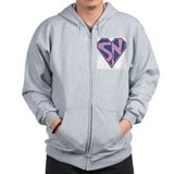 Unique Super Zip Hoody