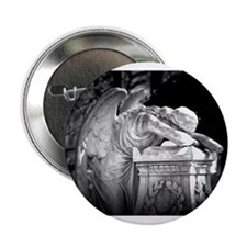 "Weeping Angel 2.25"" Button"