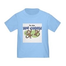 I'm the Big Cousin (Monkey) T-Shirt