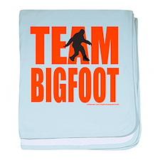 TEAM BIGFOOT baby blanket