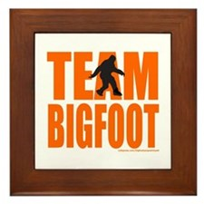 TEAM BIGFOOT Framed Tile