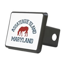 Assateague Island MD - Ponies Design. Hitch Cover
