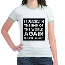 i survived the end of the world again. T