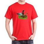 Mallard Ducks Dark T-Shirt