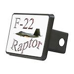 F-22 Rectangular Hitch Cover