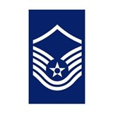 Master Sergeant&lt;BR&gt; Decal