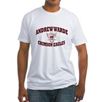 Andrew Warde High School Fitted T-Shirt