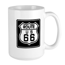 The Big Route 66 Mug