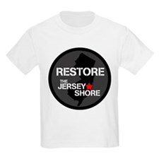 Restore The Jersey Shore T-Shirt
