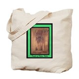 Funny Statues reproductions luxor Tote Bag