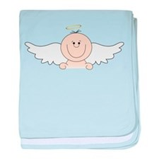 Little Angel baby blanket