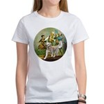 Spirit of 76 - Golden w-ball Women's T-Shirt