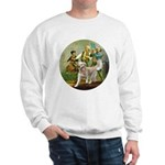 Spirit of 76 - Golden w-ball Sweatshirt