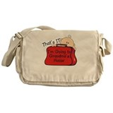 Cool Baby Messenger Bag