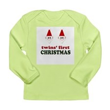OURFIRSTCHRISTMAS Long Sleeve T-Shirt
