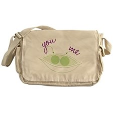 You And Me Messenger Bag