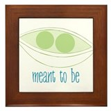 Meant To Be Framed Tile