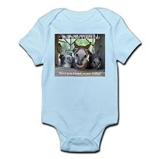 KISS THIS Infant Bodysuit