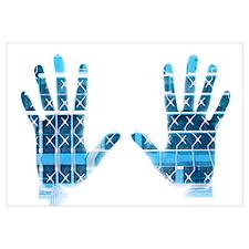 Cybernetic hands
