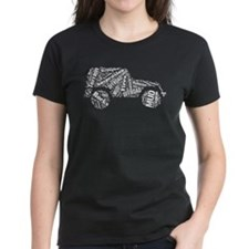 Jeep Word Cloud Tee
