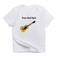 Customizable Guitar Infant T-Shirt