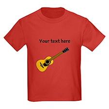 Customizable Guitar T