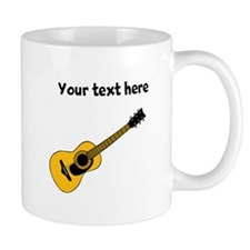 Customizable Guitar Mug