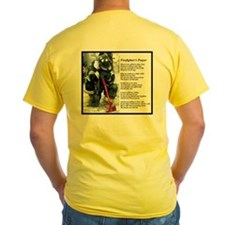 Old Version Firefighter Prayer T