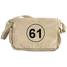 61 Messenger Bag