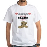 Proud US Army Sister T-Shirt
