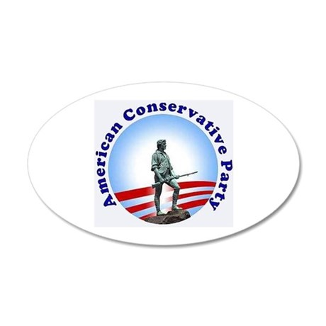 CONSERVATIVE CAUSE Wall Decal