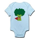 Super Brocoli Infant Bodysuit