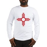 newmexicoflag.jpg Long Sleeve T-Shirt