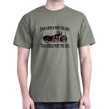 Two Wheels Move the T-Shirt