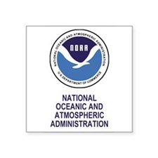 NOAA Sticker