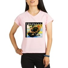 BJJ Triangle Choke Performance Dry T-Shirt