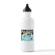 Jiu-Jitsu BJJ Girls Water Bottle