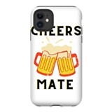 Cool Softball iPod Touch 4 Case