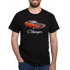 AuCharger-tee blk-1 T-Shirt
