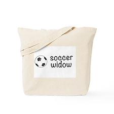 soccer widow Tote Bag