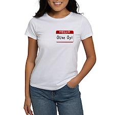 Olive Oyl Tee