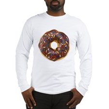 Doughnut Lovers Long Sleeve T-Shirt