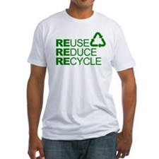 Reduce Reuse Reycle Shirt