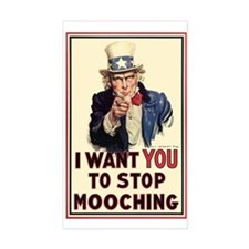 Uncle Sam I want YOU Decal